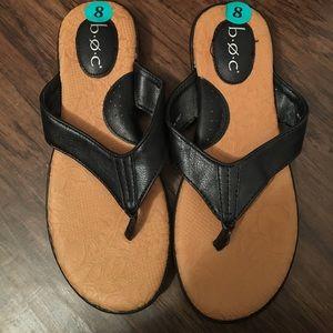 Boc boho style faux leather sandals NWT size 8